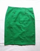 Fajna zielona spódnica ołówkowa...