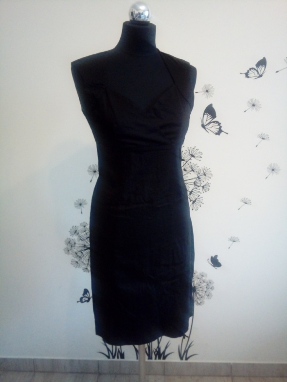 Czarna sukienka Orsay w rozmiarze S...