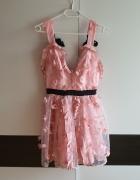 Nowa śliczna sukienka ASOS wycięte plecy S...