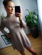Luźna trapezowa maskująca sukienka Atmosphere 40 L