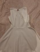 sukienka gole plecy...