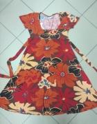 Sukienka Wallis kwiaty 40 L...