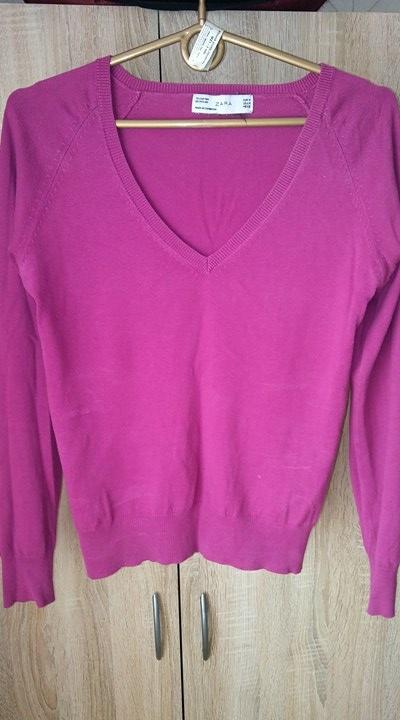 Swetry Sweter Zara 38