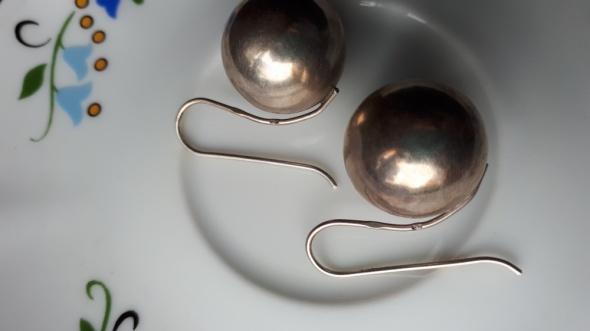Warmet stare srebrne kolczyki
