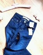 nowe spodnie jeansowe denim co...