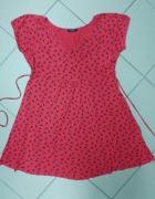 Sukienka tunika czerwona George 42 XL...