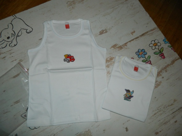 Koszulki, podkoszulki ROAD bluzka koszulka 2 sztuki roz 7 lat