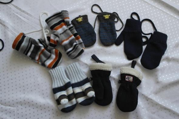 Rękawiczki dla 3 4 latka różne