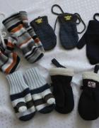 Rękawiczki dla 3 4 latka różne...