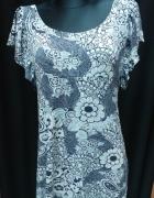 Sukienka kwiaty Warehouse 42 XL...