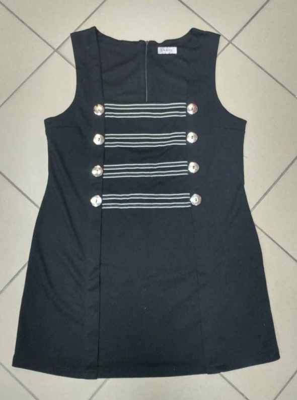 Suknie i sukienki Sukienka tunika dzianinowa Orsay 40