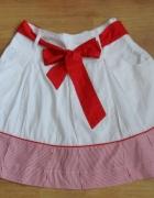 Spódnica biało czerwona Atmosphere L 40...