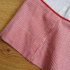 Spódnica biało czerwona Atmosphere L 40