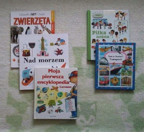 Dodatki książeczki różne