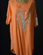 Cudowna tunika pomarańcza...