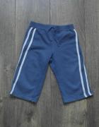 Spodnie dżinsowe sportowe różne 6 par 72 86...