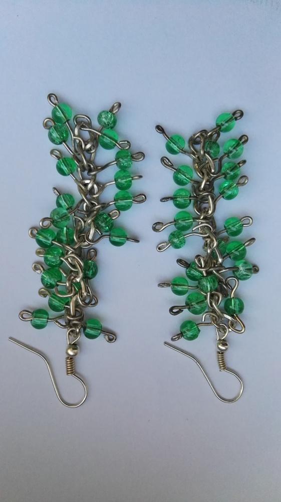 Kolczyki Handmade wiszące