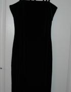 Czarna sukienka jak nowa Orsay M...