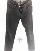 Spodnie jeansy rurki...