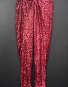 Nowe legginsy Cekiny...