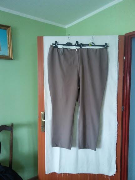 cienkie w gumkę spodnie LETNIE przewiewne