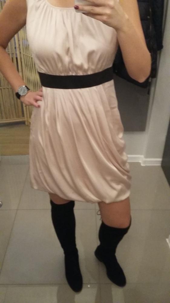 Suknie i sukienki SUKIENKA H&M ROZMIAR 42
