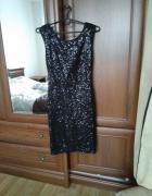 cekinowa sukienka reserved...