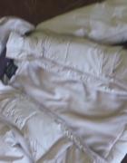 Bardzo ciepła kurteczka na polarze z kapturem