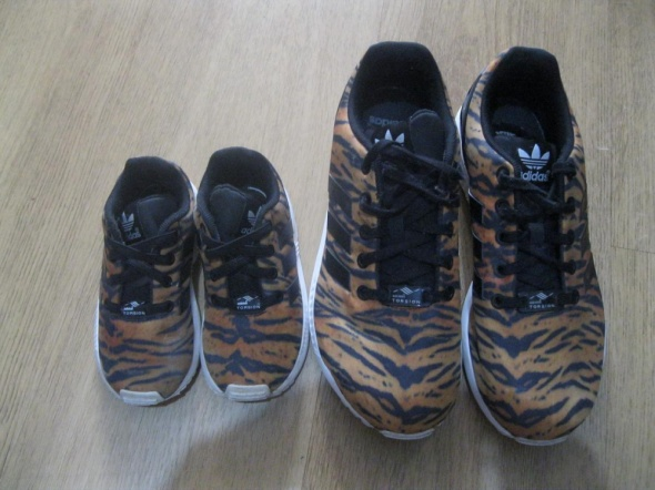 Buty ZX Flux Trainers Sneakers Adidas Originals 37 23...