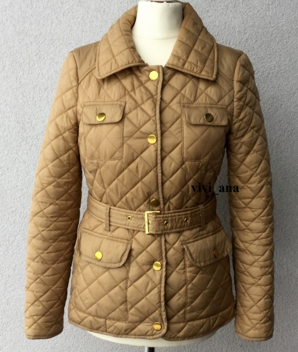 kurtka pikowana NEW LOOK taliowana S...