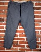 spodnie kratka plus size...