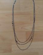 Wisiorek łańcuszek długi