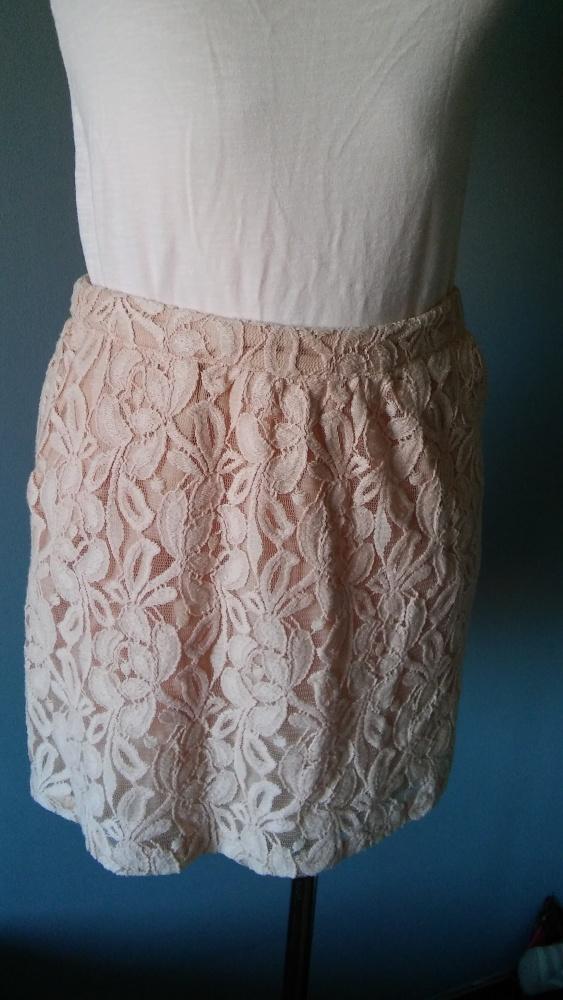 Reserved spódnica pudrowy róż XS...