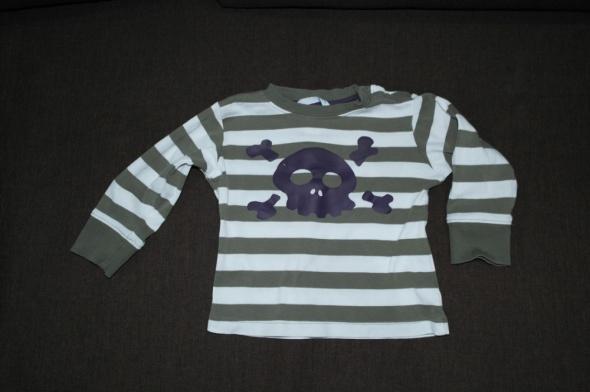 Bluzki HM bluzeczka w pasy 86