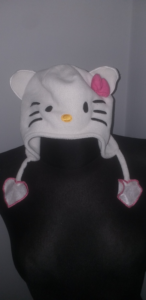 Czapka Hello Kitty r 1 2 lata...