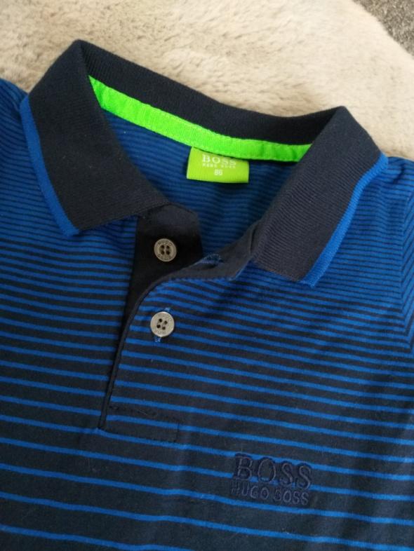 Bluzki Tshirt Hugo Boss 86cm Założony raz