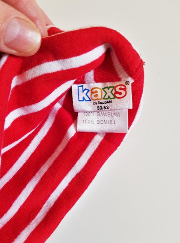 KAXS by KappAhl bawełniana czapeczka dla dziecka 50 52...