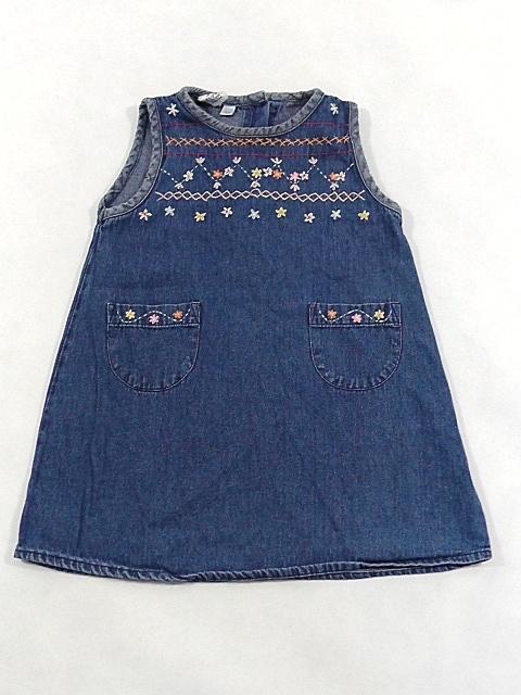 Sukienki i spódniczki Baby Cluba sukienka tunika dzinsowa dziewczeca 2 latka 92 cm