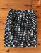 Elegancka spódnica w kropki Reserved 34 XS...