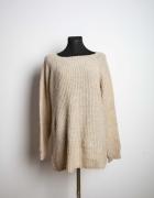 Sweter Ecru...