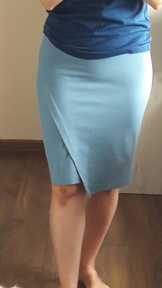 Bardzo ładna asymetryczna spódniczka Top Secret...