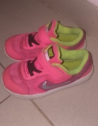 Nike adidasy r 25...