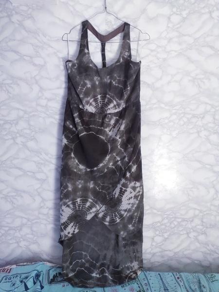 Okay nowa sukienka z dłuższym tyłem asymetryczna zwiewna 38 M