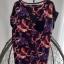 Wielobarwna luzna sukienka marki RiverIsland