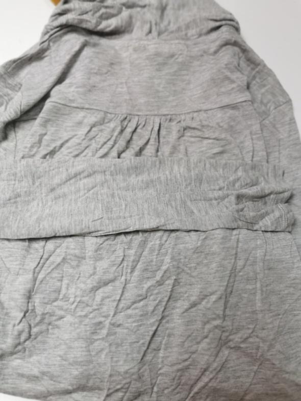 Cienki kardigan H&M XS szary...