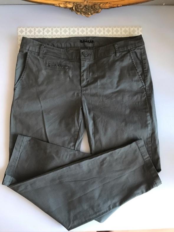 Spodnie szare Sisley 46 XXXL