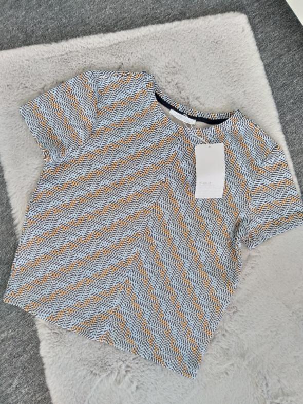 Tshirt Zara Nowy M