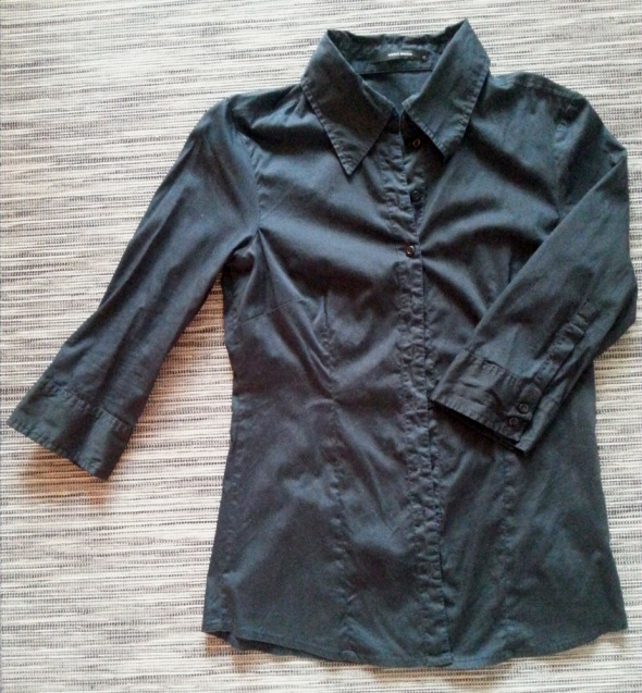 Czarna koszula bluzka Vero Moda M