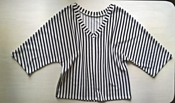 Bluzeczka w paski basic S M