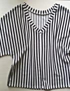 Bluzeczka w paski basic S M...